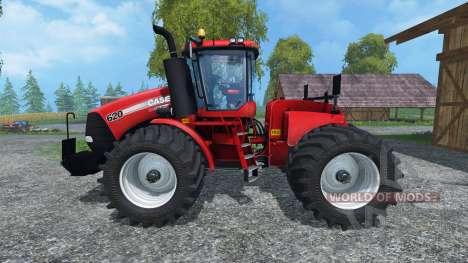 Case IH Steiger 620 HD для Farming Simulator 2015