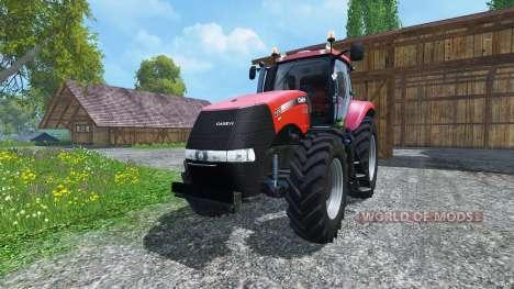 Case IH Magnum CVX 235 v1.2 для Farming Simulator 2015