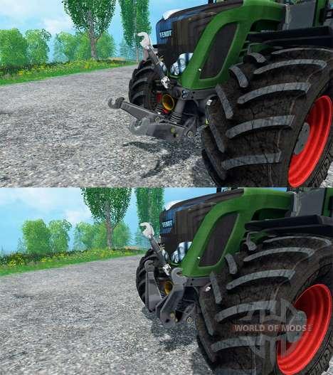 Fendt 936 Vario SCR v2.0 [Update] для Farming Simulator 2015