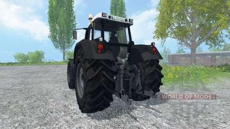 Fendt 820 Vario Black Beauty для Farming Simulator 2015