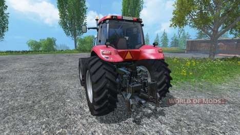 Case IH Magnum CVX 340 v1.3 для Farming Simulator 2015