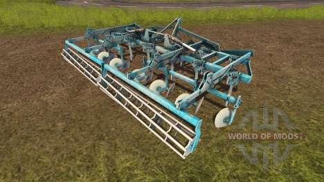 Lemken Smaragd 9-600 для Farming Simulator 2013