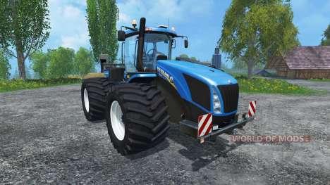 New Holland T9.560 v1.1 для Farming Simulator 2015
