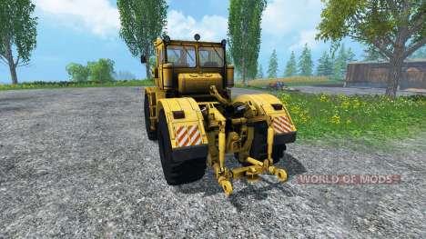 K-700A Кировец для Farming Simulator 2015