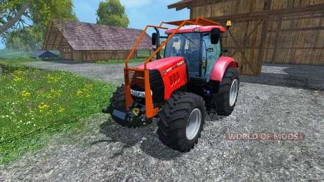 Case IH Puma CVX 160 Forst для Farming Simulator 2015