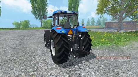 New Holland T8.020 для Farming Simulator 2015