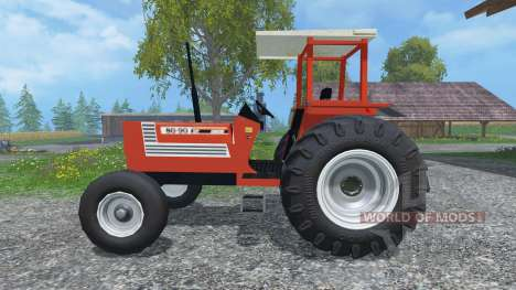 Fiat 80-90 v2.0 для Farming Simulator 2015