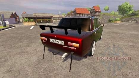 ВАЗ 2101 для Farming Simulator 2013