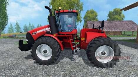 Case IH Steiger 450 HD для Farming Simulator 2015