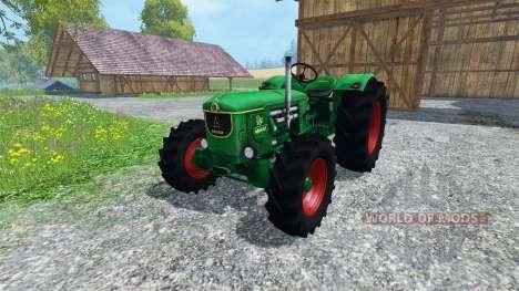 Deutz-Fahr D 8005 v0.5 для Farming Simulator 2015