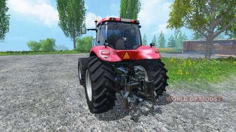 Case IH Magnum CVX 380 v1.3 для Farming Simulator 2015