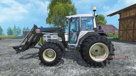 Hurlimann H488 FL v1.3 для Farming Simulator 2015