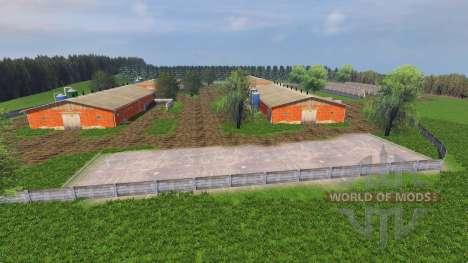 Локация Сухое v2.5 для Farming Simulator 2013