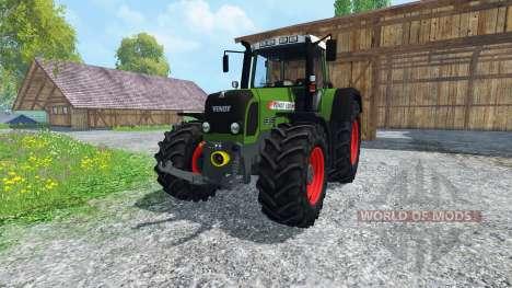 Fendt 820 Vario для Farming Simulator 2015