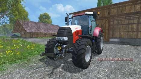 Steyr CVT 6130 для Farming Simulator 2015