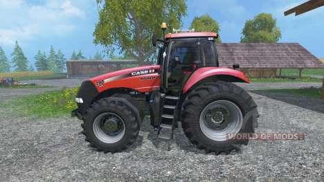 Case IH Magnum CVX 290 v1.3 для Farming Simulator 2015