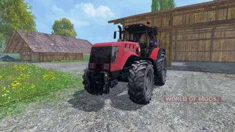 МТЗ 3022 ДЦ.1 Беларус для Farming Simulator 2015
