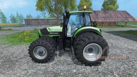 Deutz-Fahr Agrotron 6190 TTV для Farming Simulator 2015