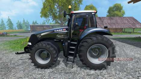 Case IH Magnum CVX 290 Blackline Edition v1.1 для Farming Simulator 2015