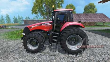 Case IH Magnum CVX 380 v1.2 для Farming Simulator 2015