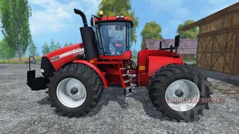 Case IH Steiger 500 HD для Farming Simulator 2015