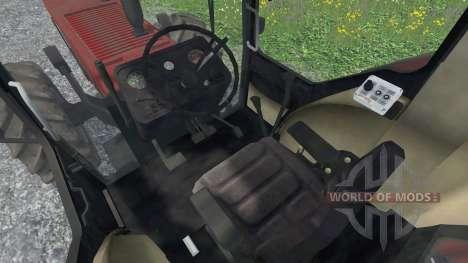 Case IH 1455 XL dirt для Farming Simulator 2015