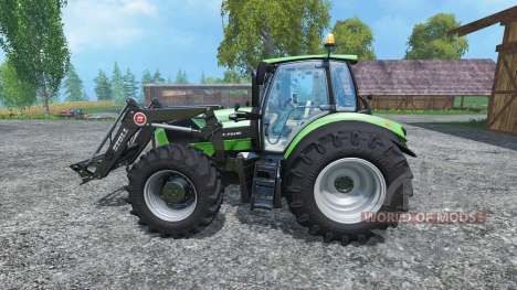 Deutz-Fahr Agrotron 7250 для Farming Simulator 2015