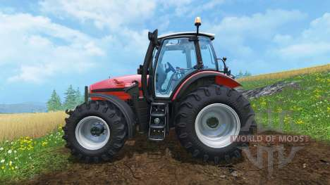 Same Fortis 190 Front для Farming Simulator 2015