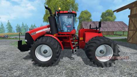 Case IH Steiger 600 HD для Farming Simulator 2015