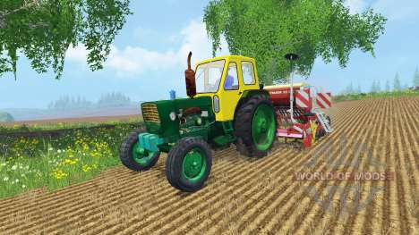ЮМЗ 6К v3.0 для Farming Simulator 2015