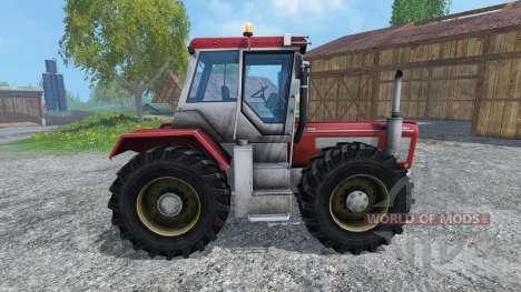Schluter Super-Trac 2500 VL v2.0 для Farming Simulator 2015