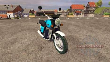 ИЖ Юпитер 4 для Farming Simulator 2013
