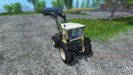 Hurlimann H488 FL v2.0 для Farming Simulator 2015
