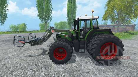 Fendt 820 Vario FL для Farming Simulator 2015