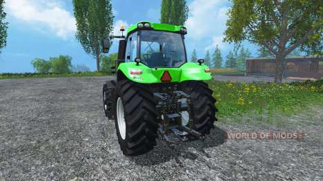 New Holland T8.435 Green Power Plus v1.2 для Farming Simulator 2015