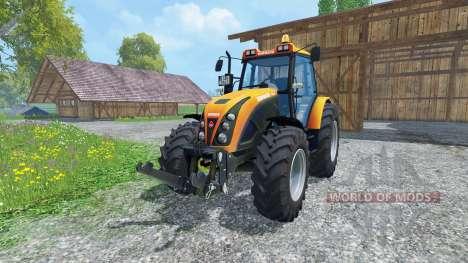 Ursus 11024 v2.0 для Farming Simulator 2015