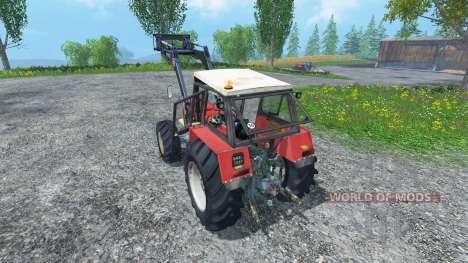 Ursus 1604 FL v4.0 для Farming Simulator 2015