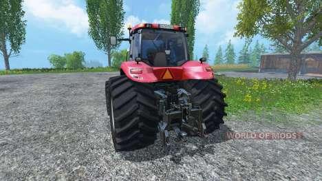 Case IH Magnum CVX 370 v1.2 для Farming Simulator 2015