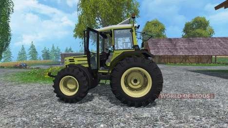 Hurlimann H488 v1.1 для Farming Simulator 2015