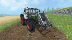 Fendt Favorit 515C FL для Farming Simulator 2015