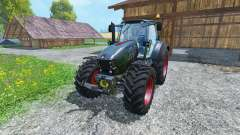 Lamborghini Mach VRT 230 Black [Recolor Wheels] для Farming Simulator 2015