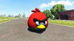 Красная птица (Рэд) Angly Bird для BeamNG Drive