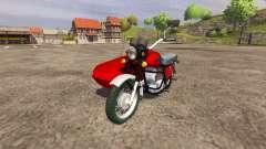 ИЖ Планета-5К для Farming Simulator 2013