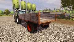 Деревянный прицеп для Farming Simulator 2013