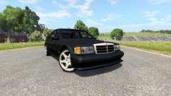 Mercedes-Benz 190E Evolution II 2.5 1990 для BeamNG Drive