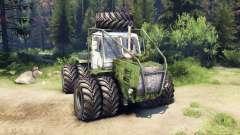 Т 150К v1.2 для Spin Tires