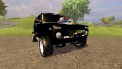 ВАЗ 2121 Нива Monster для Farming Simulator 2013