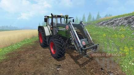 Fendt Favorit 515C FL для Farming Simulator 2015