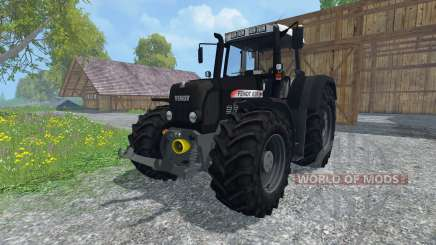 Fendt 820 Vario Black Beauty для Farming Simulator 2015