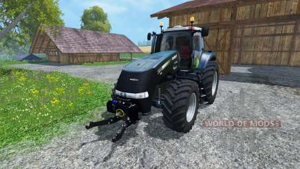Case IH Magnum CVX 290 Blackline Edition v1.1 для Farming Simulator 2015